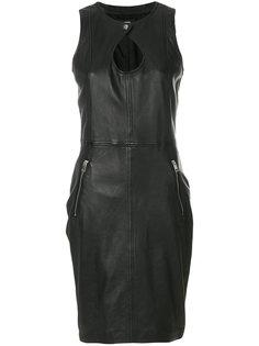 приталенное платье Diesel
