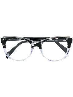 очки с металлической деталью Balmain