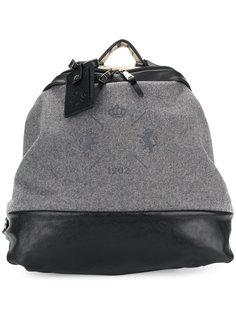 рюкзак с вышивкой Al Duca D'Aosta 1902