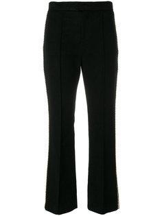 укороченные брюки со стразами Philea Isabel Marant