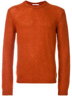классический трикотажный свитер Low Brand
