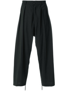 классические брюки мешковатого кроя Diesel Black Gold