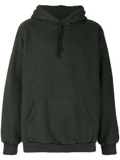 свитер свободного кроя с капюшоном Yeezy