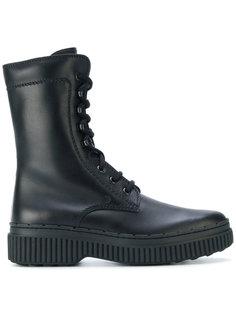 байкерские ботинки Tods Tod`S