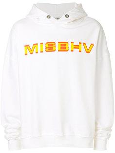 толстовка с принтом-логотипом Misbhv