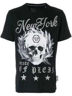футболка с принтом Arrongant  Philipp Plein