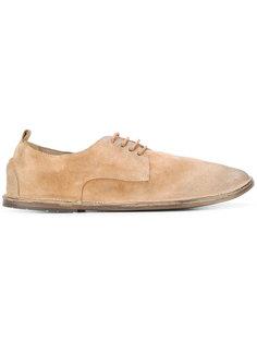 туфли Strasacco на шнуровке Marsèll