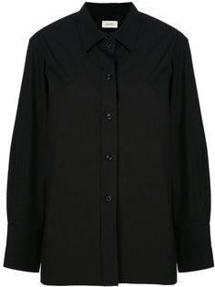 рубашка на пуговицах Lemaire
