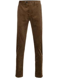фактурные брюки в рубчик Department 5