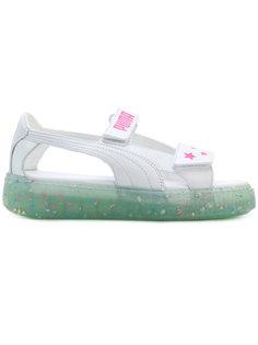 сандалии с контрастным дизайном Puma X Sophia Webster