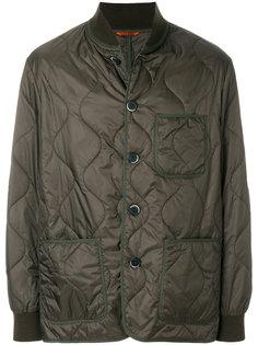 стеганая куртка Barena