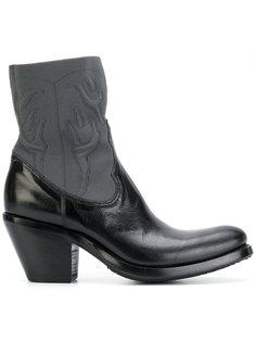 ботинки в ковбойском стиле Rocco P.