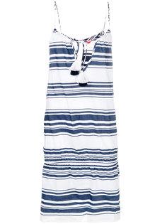 платье в полоску Sunuva