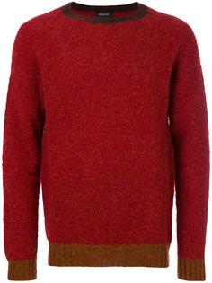 классический трикотажный свитер Howlin