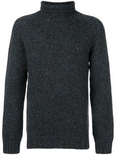 свитер с отворотной горловиной Howlin