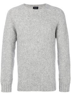 классический тикотажный свитер Howlin