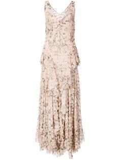 платье на бретелях Maples Whisper Zimmermann