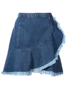 джинсовая юбка Tamy Tanya Taylor