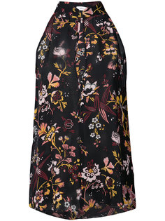 блузка с цветочным принтом A.L.C.