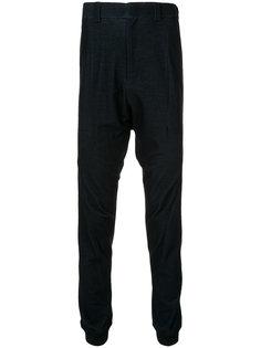 брюки с заниженной проймой Devoa