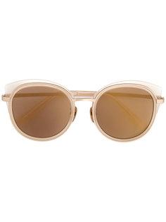 """солнцезащитные очки в оправе """"кошачий глаз"""" Maska"""