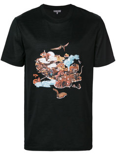 футболка The Island Lanvin