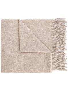 шарф с бахромой Estnation