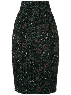стеганая юбка букле Irene