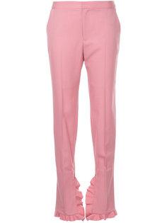 брюки с оборками Irene