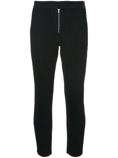 плиссированные брюки Irene