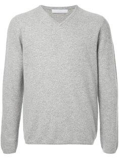 свитер с V-образным вырезом Estnation