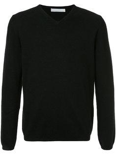 пуловер с V-образным вырезом Estnation