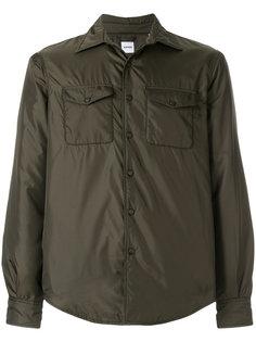 приталенная куртка в стиле милитари Aspesi