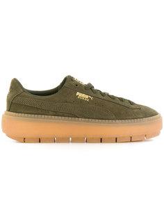 кроссовки на платформе Puma