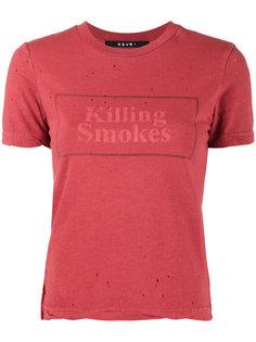 футболка Killing Smokes Ksubi