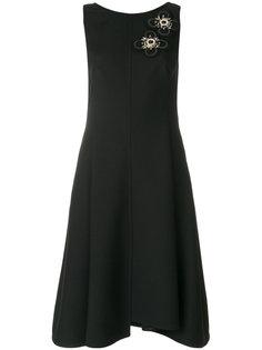 декорированное платье-мини Dorothee Schumacher