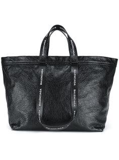 сумка-шоппер Carry Balenciaga