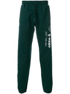 спортивные брюки с принтом Adidas Originals By Alexander Wang