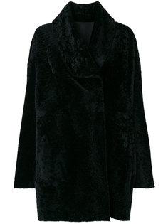 двусторонняя куртка из овчины Drome