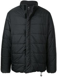 стеганая куртка A.P.C.
