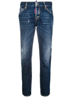 прямые джинсы Be Nice Dsquared2