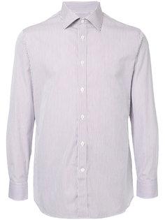 полосатая рубашка Gieves & Hawkes