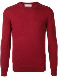 свитер с круглым вырезом Gieves & Hawkes