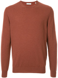 классический пуловер с круглым вырезом Gieves & Hawkes