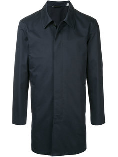 пальто с потайной застежкой Gieves & Hawkes