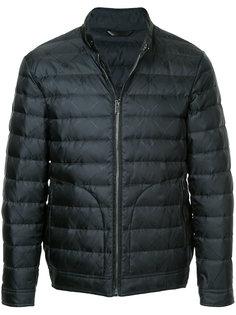стеганая куртка в стиле casual Gieves & Hawkes