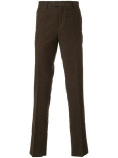 брюки-чинос в стиле casual Gieves & Hawkes