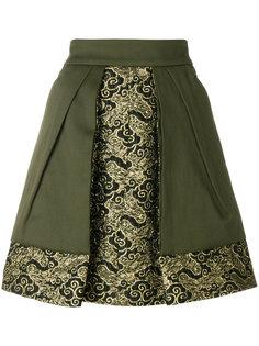 жаккардовая юбка-миди Dorothee Schumacher