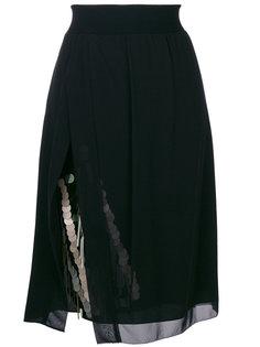 декорированная юбка-миди Dorothee Schumacher