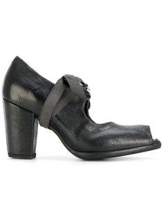 туфли с открытым носком Sartori Gold